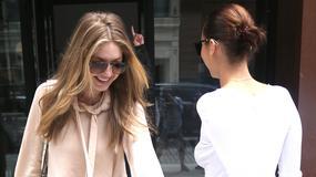Gigi Hadid i Bella Hadid spotkały się na ulicy. Która wygląda lepiej?
