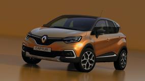 Renault Captur po liftingu na salonie w Genewie