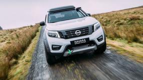 Nissan Navara EnGuard Concept - na ratunek
