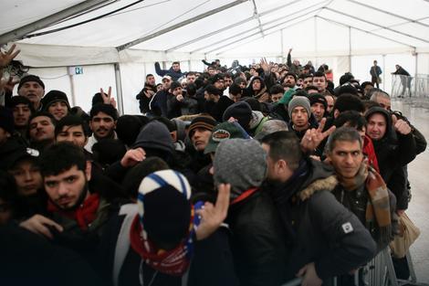 Migranti u Nemačkoj