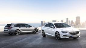 Opel Insignia Kombi - większy i znacznie lżejszy