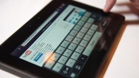 CES 2011: BlackBerry PlayBook