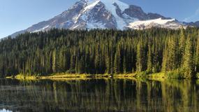 USA - Park Narodowy Wulkanu Mount Rainier
