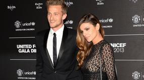 Piękna żona gracza Manchesteru United