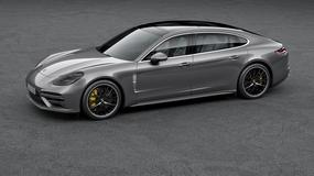 Porsche Panamera Executive - długość ma znaczenie