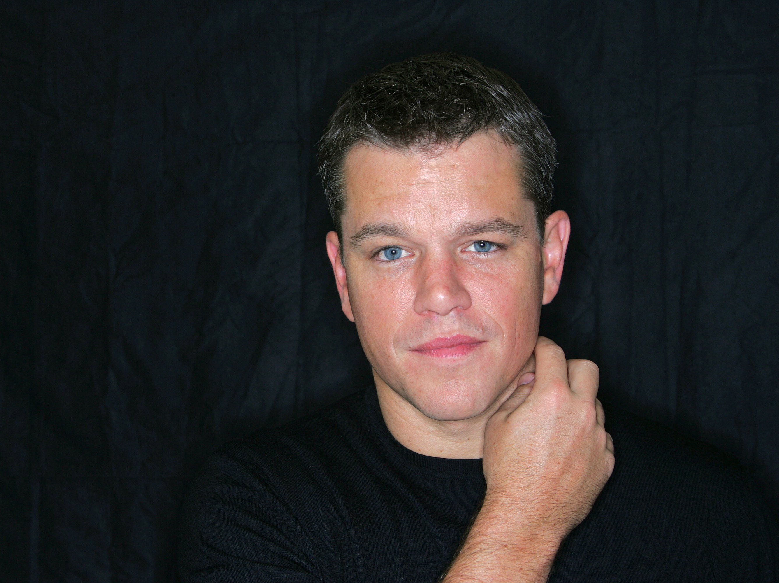 5. Matt Damon