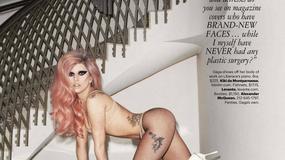 Lady Gaga w Harper's Bazaar
