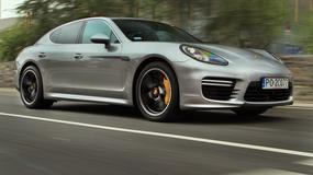 Porsche Panamera Turbo S - Czy To jeszcze limuzyna?