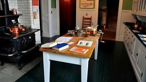 Oto domy najważniejszych pisarzy. To tu powstały najcenniejsze dzieła literatury światowej