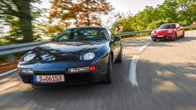 Porsche 928 GTS vs Panamera GTS – a gdyby tak...