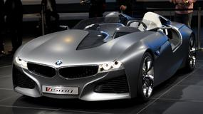 Genewa 2011: BMW Vision Connected Drive