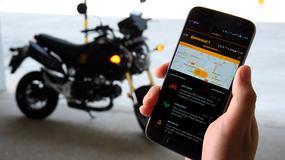 Projekcja HUD dla motocyklistów i rowerzystów. Czy w końcu ma szansę na sukces?