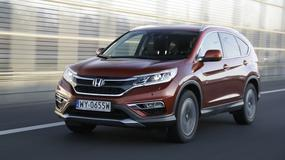 Honda CR-V - wysoka jakość i cena także