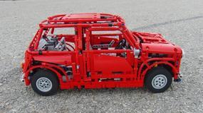 10 najlepszych pojazdów z klocków LEGO