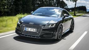 Audi TTS - 370 koni od ABT Sportsline