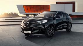Renault Captur i Kadjar w serii Night & Day