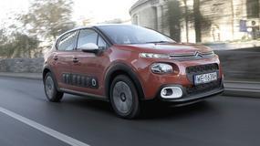 Citroën C3 1.2 PureTech 82 - uprzyjemni stanie w korkach