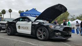 Policyjny Saleen Mustang o mocy 730 KM!