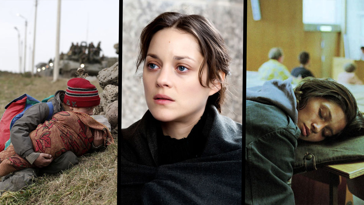 Filmy o uchodźcach i imigrantach