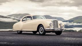 Bentley wspomina model R-Type Continental | Wideo