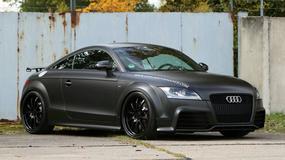 Mocniejsze Audi TT-RS
