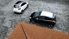 Nowy pomysł na Forda Ka i Fiestę: Black and White