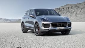 Nowe Porsche Cayenne nadjedzie w październiku