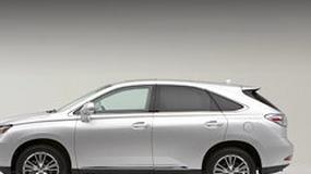 Los Angeles 2008: Lexus RX 350 i RX 450h - ewolucyjna przemiana