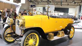Alpejskie Audi z 1919 roku - utytułowany 95-latek