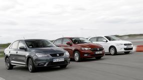 Fiat Tipo kontra Citroën C-Elysse i Seat Toledo – najtańsze kompakty na rynku!