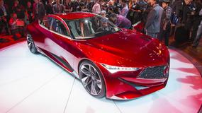Acura Precision Concept - nowe DNA marki