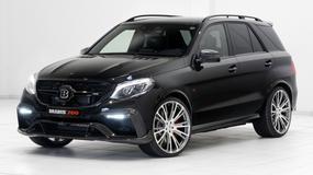 Mercedes GLE AMG - Brabus lepiej wie!
