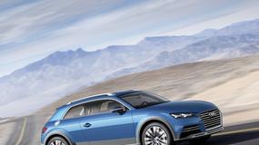 Audi: rekreacyjny crossover w Detroit