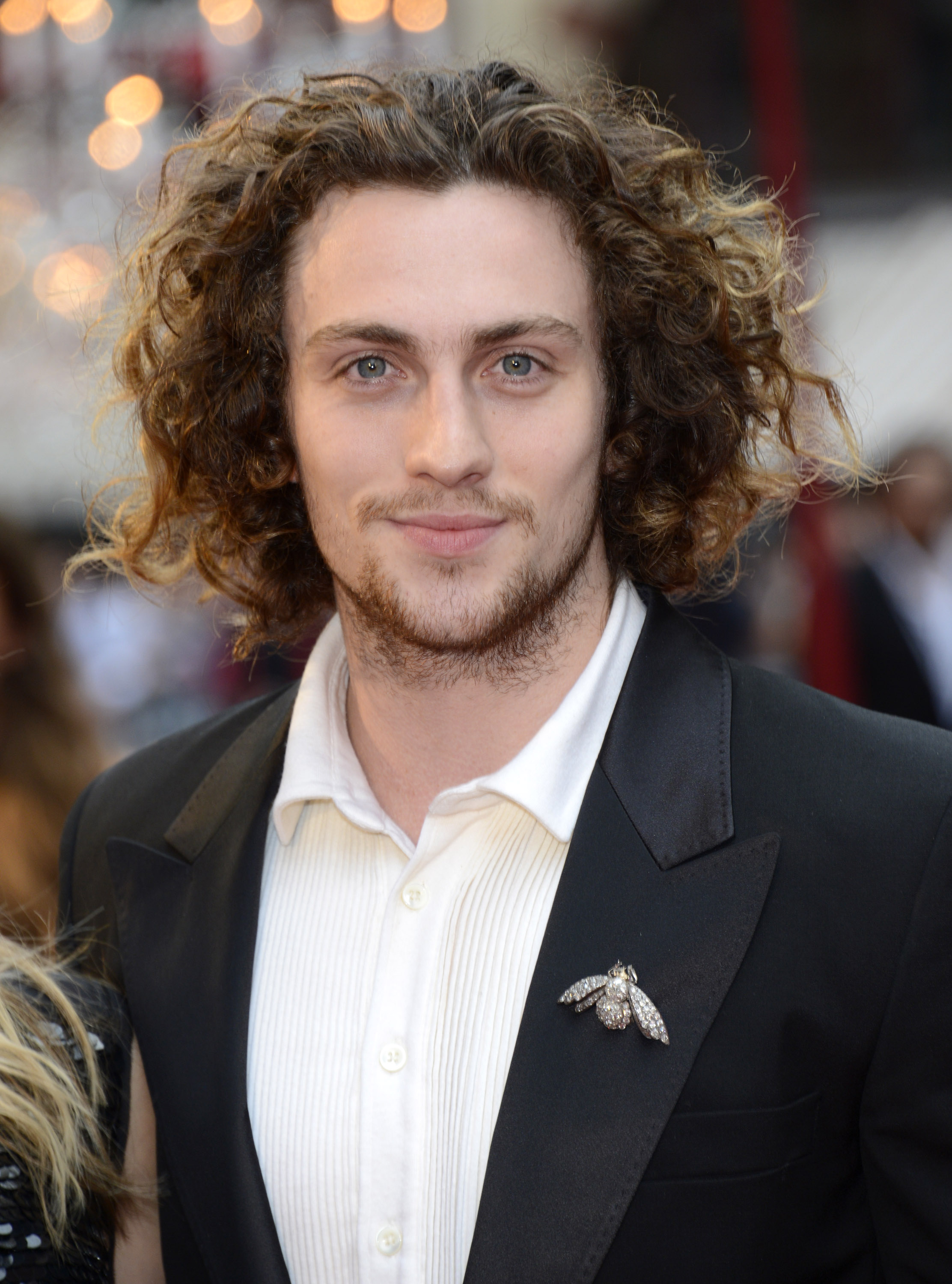 2. Aaron Taylor-Johnson