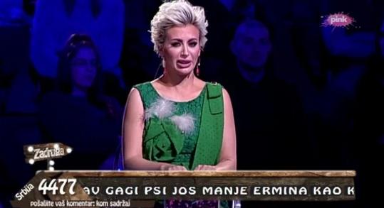 KAMERE ZABELEŽILE NEŠTO NEVIĐENO: Dok su se Luna i Đedović svađali uživo u programu, svi bruje o reakciji Dušice Jakovljević!(FOTO)