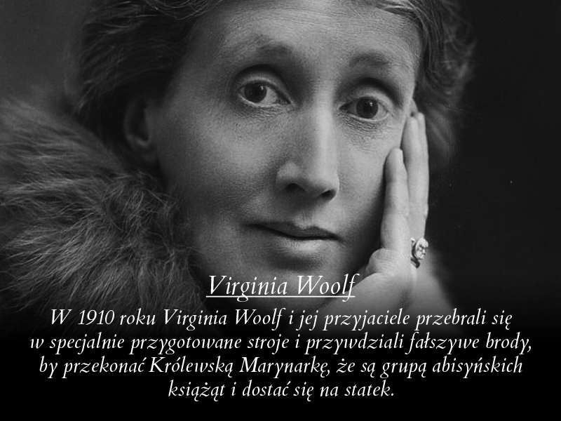 Virginia Woolf /