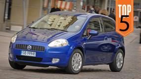 Top 5: małe, trwałe i auta za 10 000 zł