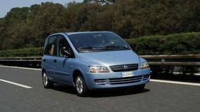Fiat Multipla II na zdjęciach