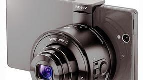 Sony DSC-QX10 i DSC-QX100