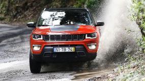 Jeep Compass Trailhawk - to będzie mocny gracz!