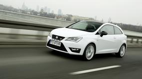 Seat Ibiza Cupra 1.8 TSI Cupra - Precz z downsizingiem!