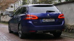 Peugeota 308 SW GT - cichociemne kombi | TEST