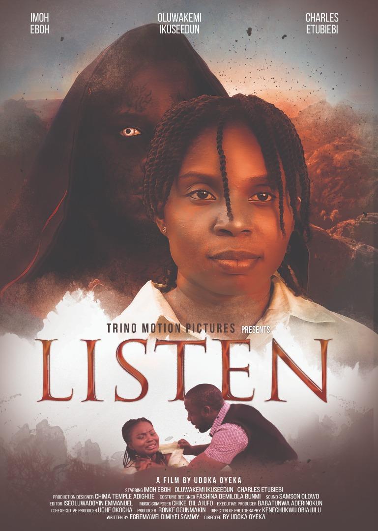Watch 'Listen', a supernatural thriller short film directed by Udoka Oyeka  [ARTICLE] - Pulse Nigeria