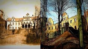 Sępy zostały nakarmione. Zamek i pałac Niesytno w Płoninie