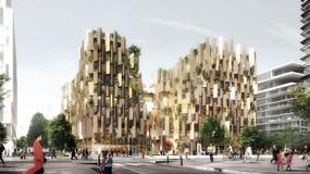 Ekologiczny i luksusowy hotel w Paryżu. Zostanie zbudowany z drewna