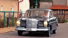Mercedes-Benz 220 S - Prekursor bezpieczeństwa