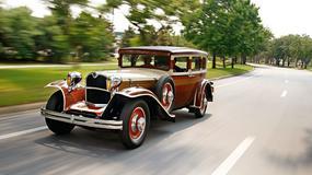 Ruxton Eight Sedan - pechowe pionierskie auto