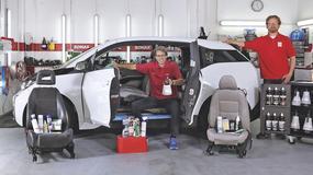 Detailing wnętrza - zadbaj o tapicerkę samochodu