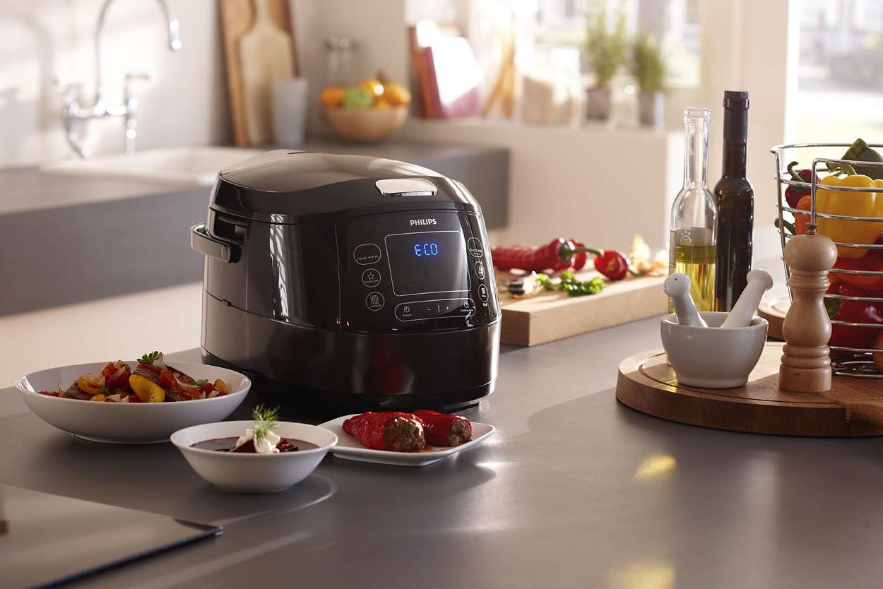 Multicookery, urządzenia wielofunkcyjne do gotowania