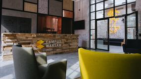 Campus Warsaw się rozrasta - więcej miejsca dla startupów na Pradze